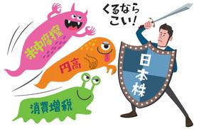 日本株の6つのリスク