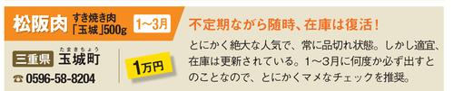 玉木町・ふるさと納税・松坂肉