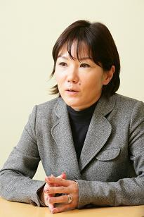 SAPジャパン井野勢津子CFO