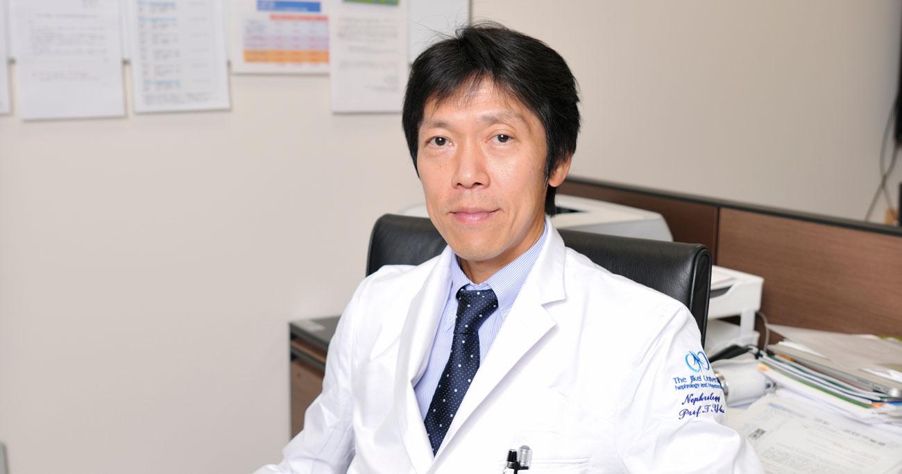 「腎臓再生」研究の第一人者の背中を押す、研修医時代の思い出