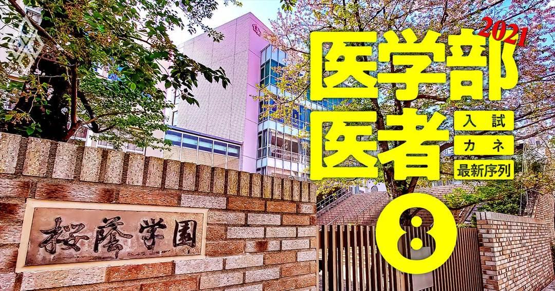 医学部&医者2021入試・カネ・最新序列#8