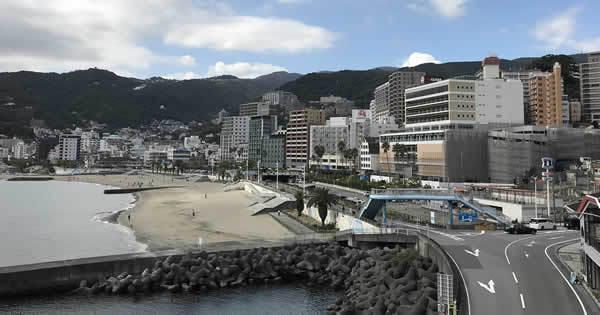 熱海で「ホテル用地争奪戦」