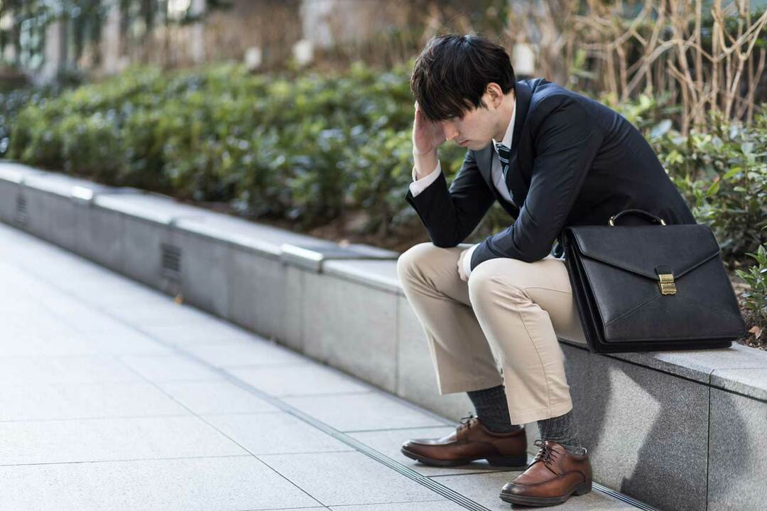 ストレスを感じやすい人は、決して不利ではありません。