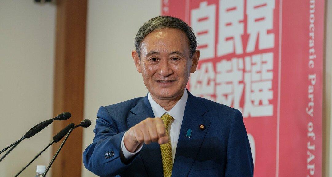 菅義偉、31年ぶりの平民宰相の街頭演説が「普通じゃない」理由