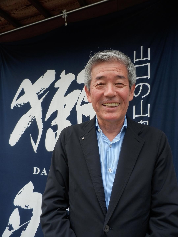 海外の日本酒流通のしがらみを打ち破り<br />お客様にベストの『獺祭』を見せたい