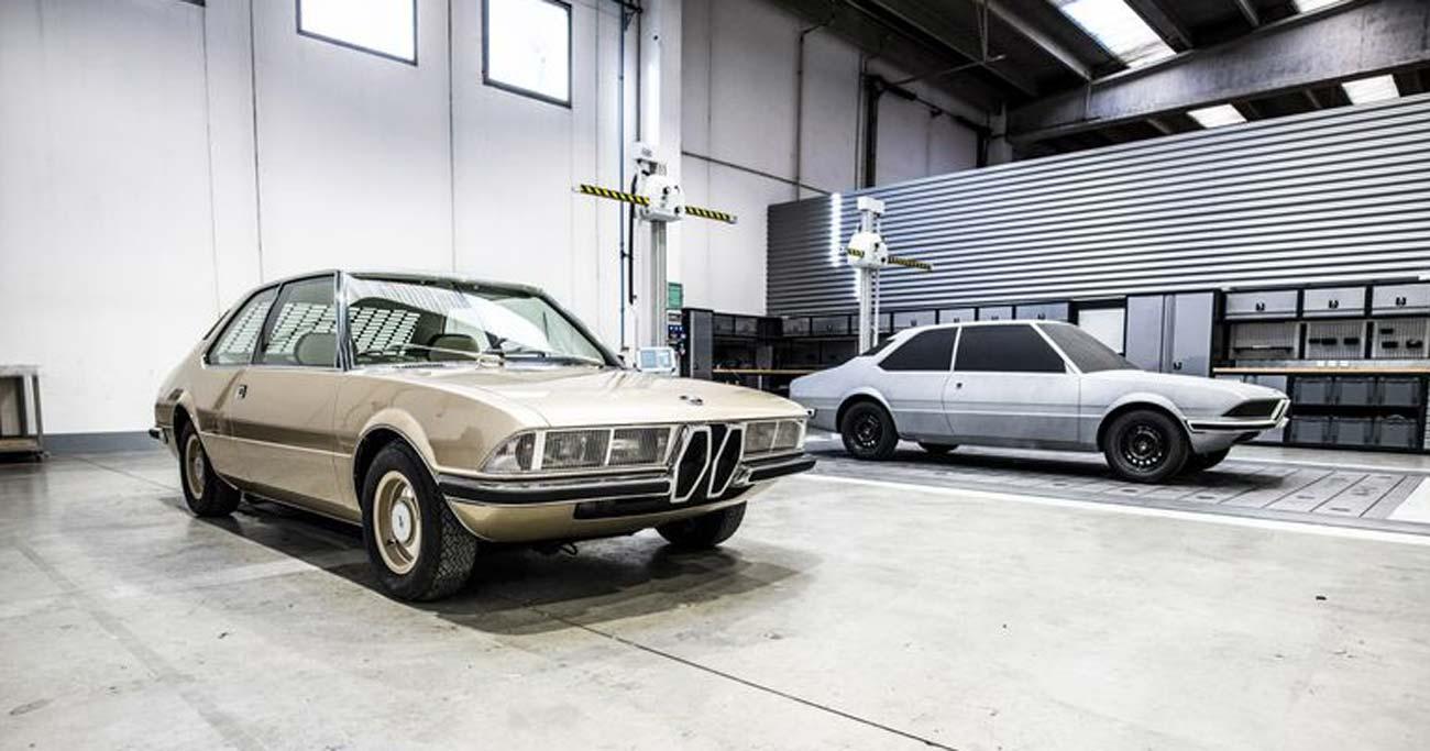 BMW幻の名車、49年の時を経てよみがえる