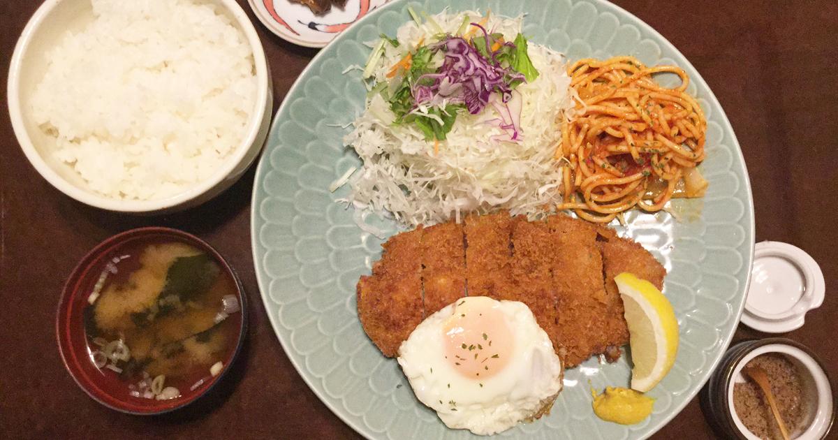 「肉の満漢全席」を楽しめる新丸子の洋食屋とんかつ、すき焼き、ステーキ、鶏の水炊き、鴨しゃぶ、そしてハンバーグからウインナーまで。
