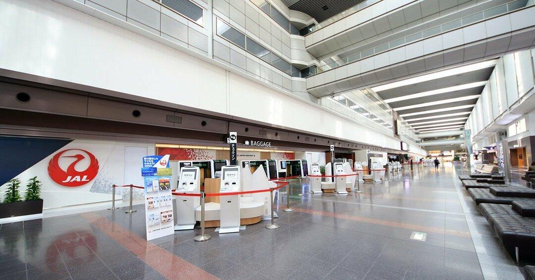羽田空港,空港