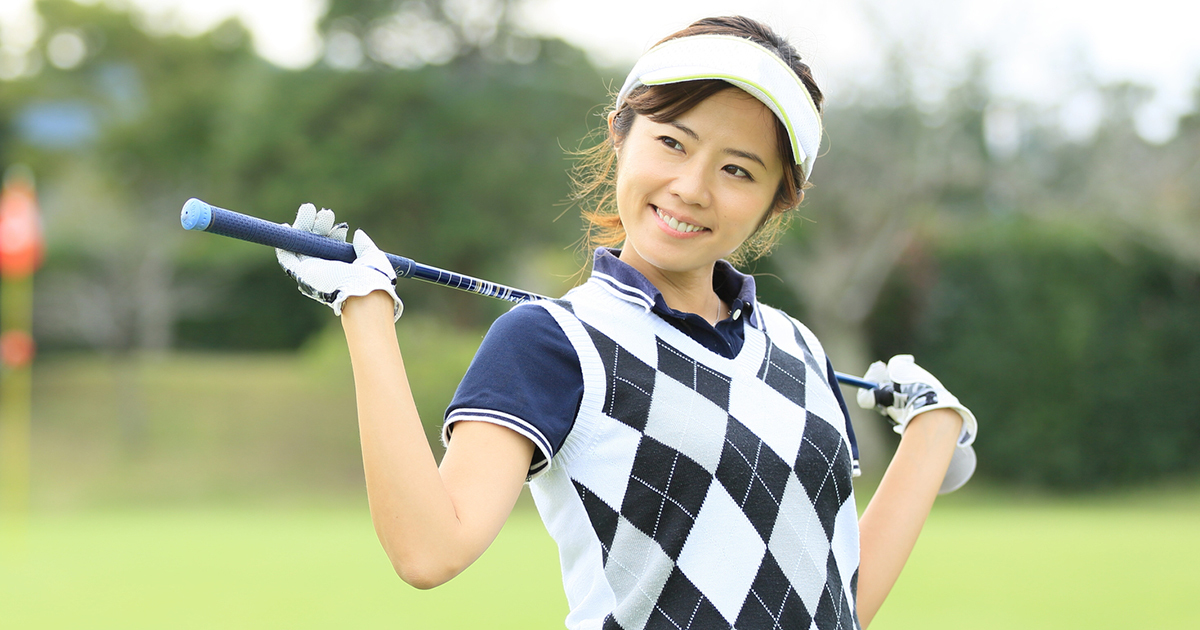 """""""ゴルフ女子""""は激増しているのになぜ?若手男性社員がゴルフをしたがらない本当の理由"""
