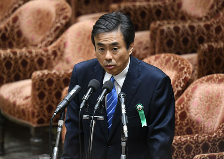 ご飯論法を展開する柳瀬唯夫・元首相秘書官