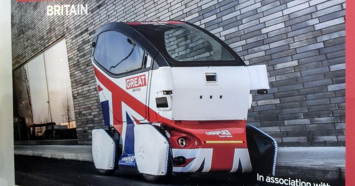 日本の産業政策に足りない2つの視点を英国の次世代車戦略とドローン展に見る