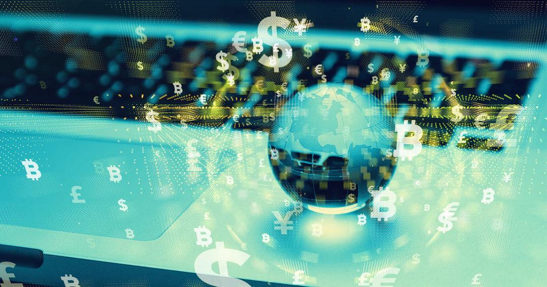 写真:ビッグデータ,仮想通貨