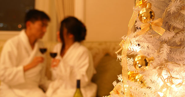 クリスマスは、もはや恋人たちのものではないのか