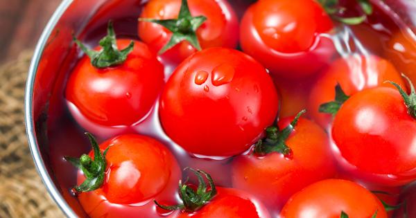 光触媒で「トマト」ができるってご存じでしたか?