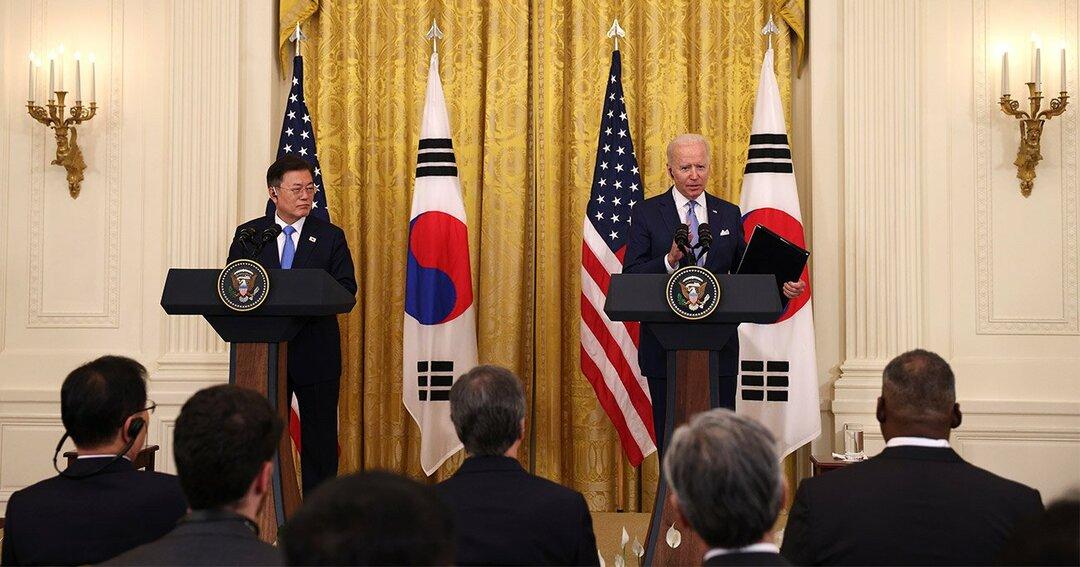 韓国のミサイル、中国も射程に 米国が制限解除