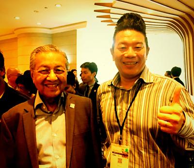 マハティール氏に会って学んだ「日本復活」への手がかり