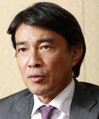 KKR(コールバーグ・クラビス・ロバーツ・<br />アンド・カンパニー)ジャパン社長 平野博文 <br />日本企業の成長とグローバル化に<br />KKRを活用してもらいたい
