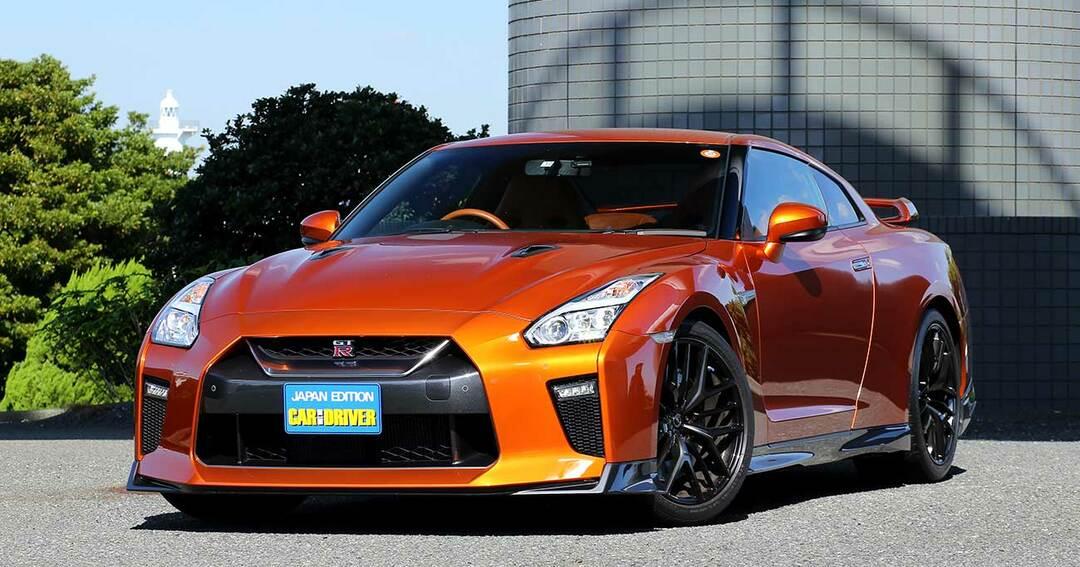 日産GT-Rプレミアムエディション