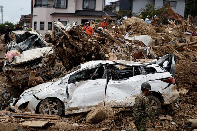 西日本豪雨は甚大な被害を出した