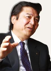 大和証券グループ本社社長  鈴木茂晴