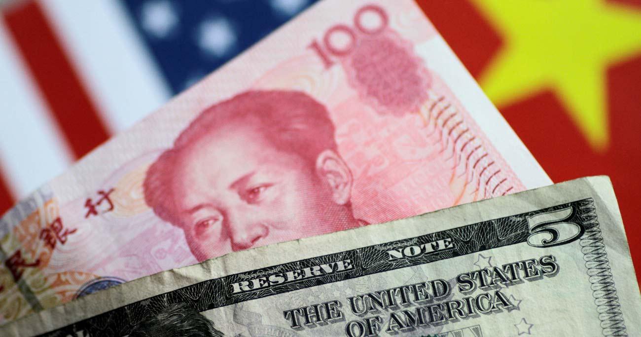 ドル建て債の帝国となった中国、元安で浮かぶ弱点