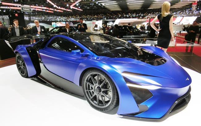 1000馬力の中国製スーパーカーが誕生した3つの理由