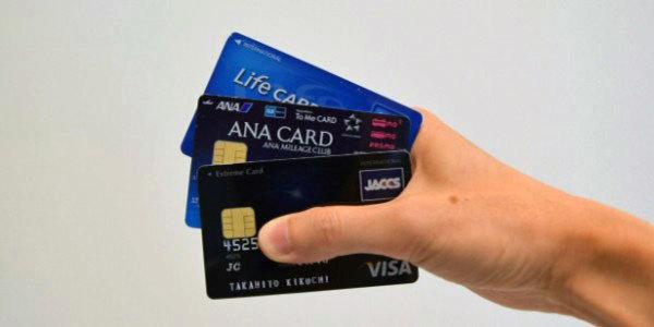 「エクストリームカード」+「ソラチカカード」は ANAマイルを貯める最強コンビ!