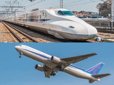 新幹線vs飛行機、どちらを選ぶかの「基準」が激変しています。