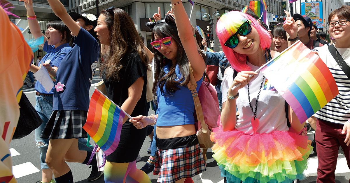 LGBT対応で企業評価の試みは日本で受け入れられるか
