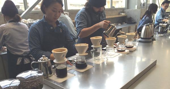 ブルーボトルコーヒー1号店が、青山ではなく清澄白河だった理由