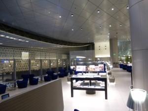 ドーハ「ハマド国際空港」にあるカタール航空のVIPラウンジ