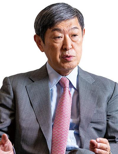 北岡伸一(JICA理事長)
