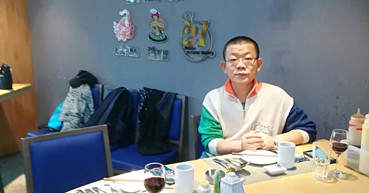 中国で300店の和食チェーンを展開する49歳「やから風経営者」の出発点