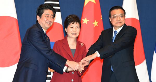 今年の日中韓首脳会談は日本にとってどんな意味を持つのか
