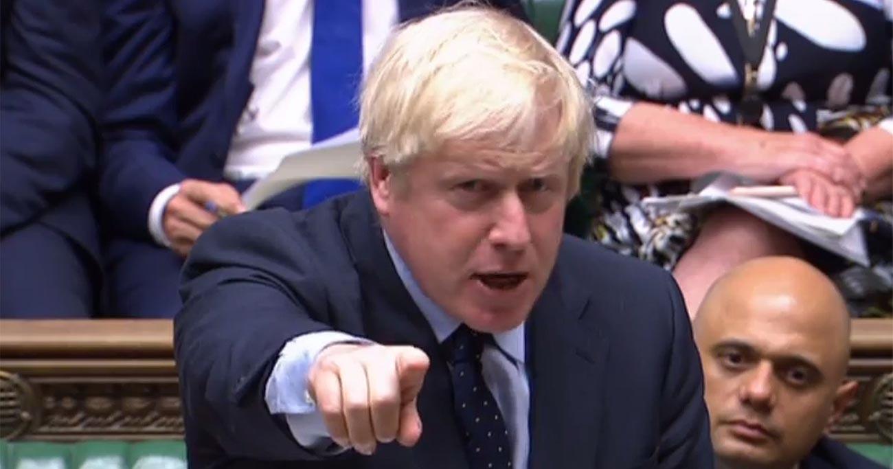 英EU離脱に向け解散総選挙か?ジョンソン流ギャンブル「最大のリスク」