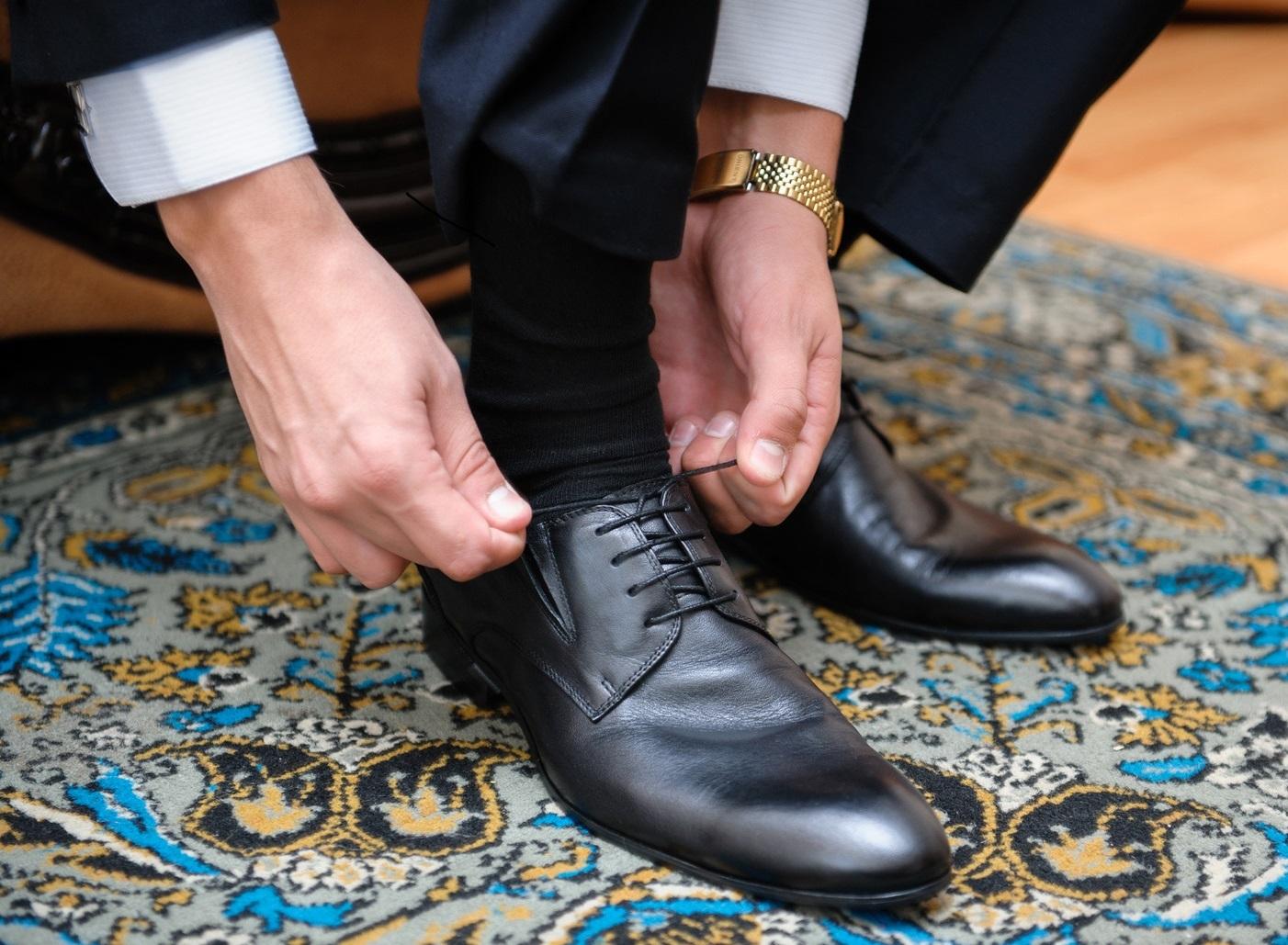 女性は男性を「靴」で判断する。仕事ができる人の「靴」の共通点とは?