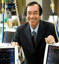 メトラン社長 トラン・ゴック・フック(新田一福)