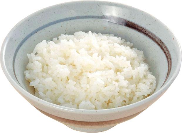 丸亀製麺の天丼用ご飯