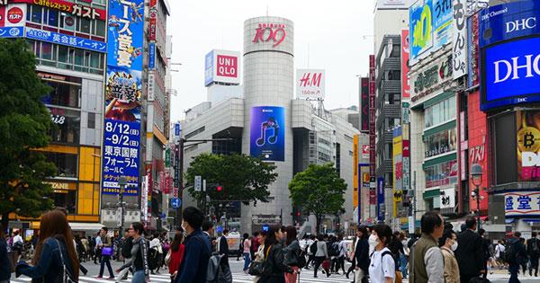 「渋谷109」が開業以来使い続けてきたロゴを変更する理由