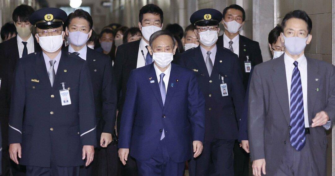 菅人事が本格始動、官邸スタッフ「最上位」交代が判明した決定的瞬間