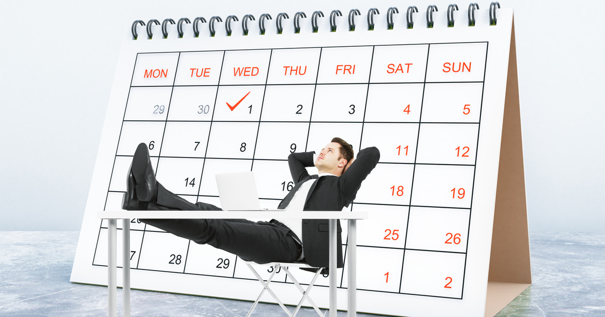 「1週間」は人工的な周期、体の歪みを蓄積させるリズムだった!