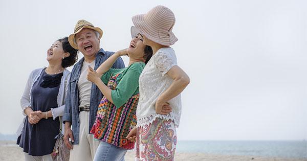 健康寿命を延ばす「10の方法」生活習慣と食事、運動がカギ!