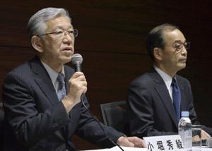 旭化成・社長引責辞任で崩れた集団経営体制
