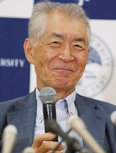 京都大学高等研究院 本庶佑特別教授