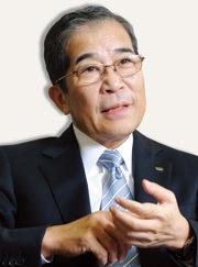 ニコン社長 苅谷道郎