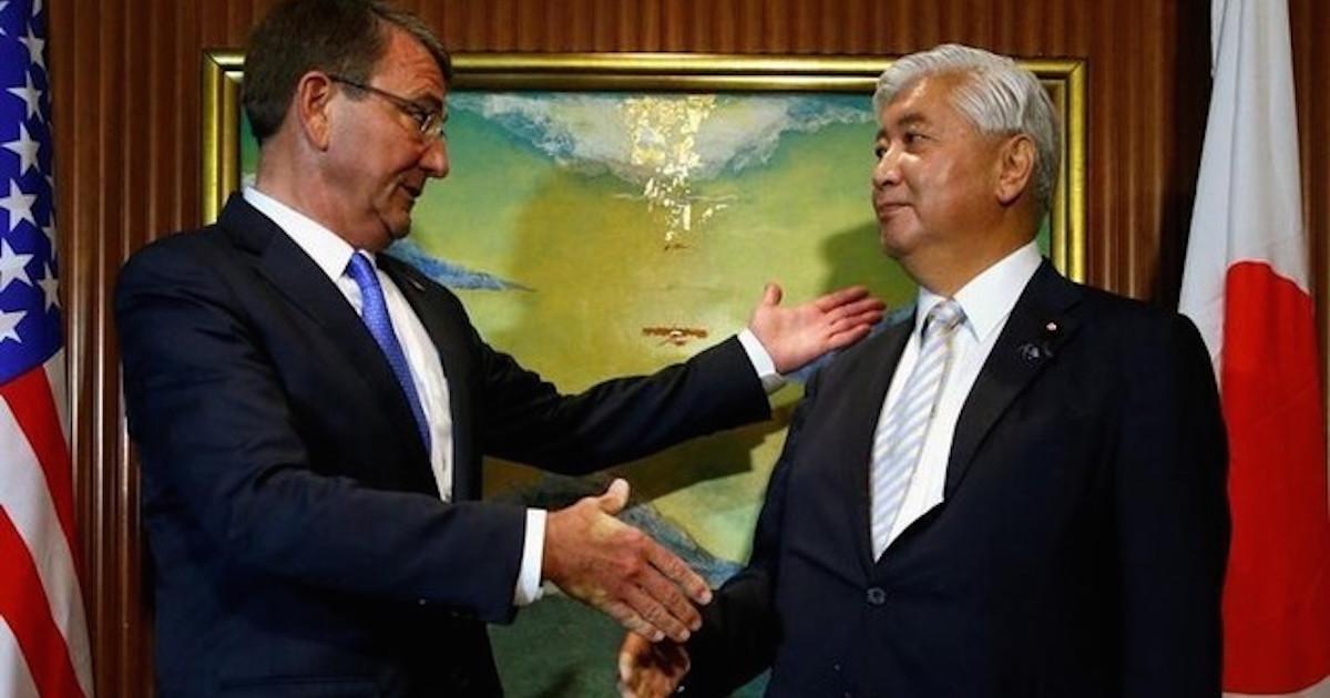 日本からの武器輸入が容易に、米国が規制撤廃