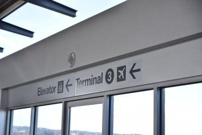 サンフランシスコ国際空港のエアトレイン