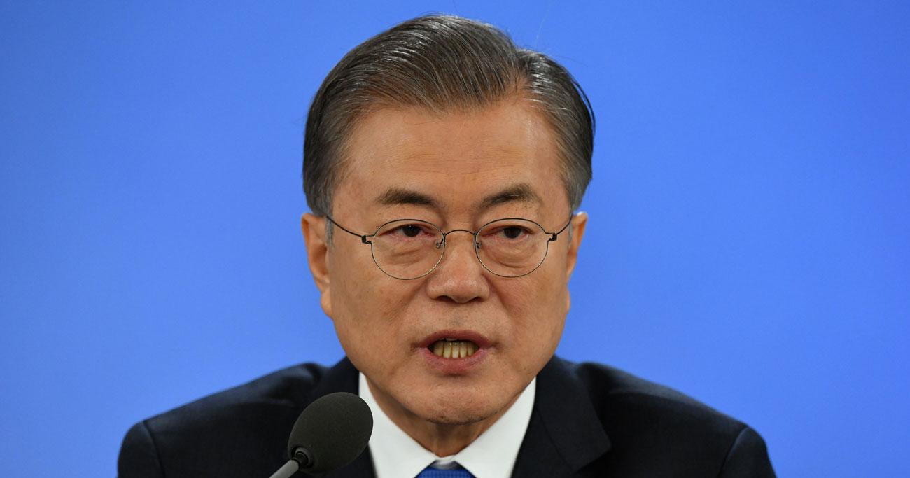 米朝が合意できなかった一因は韓国・文大統領にある、元駐韓大使が指摘