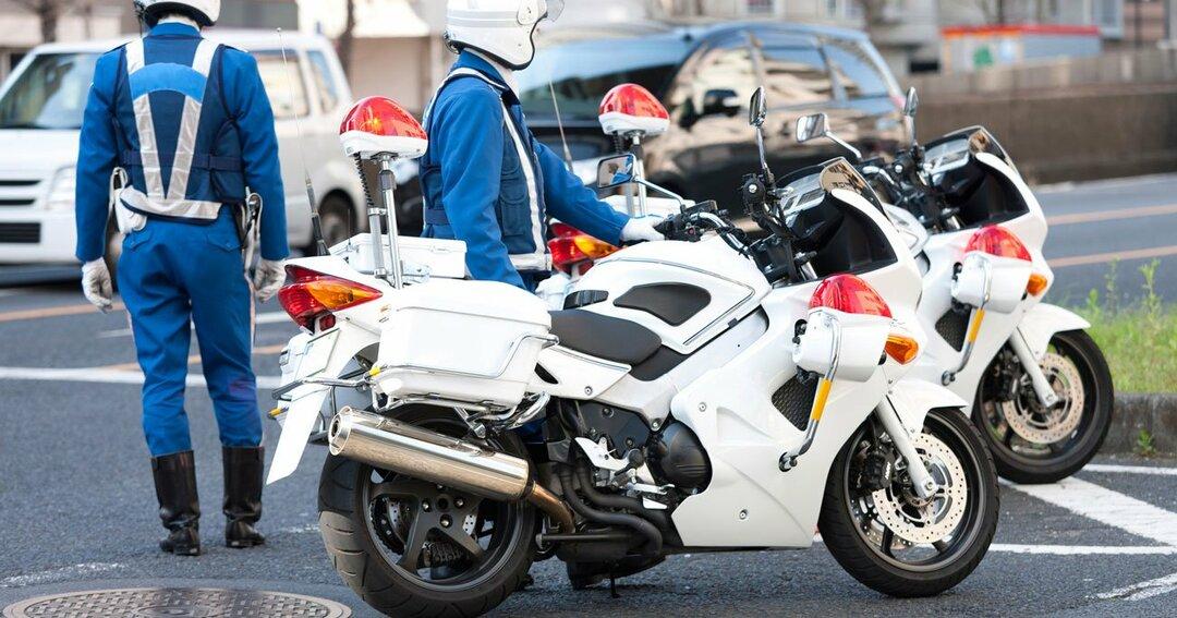 原チャリが違反で捕まる確率は「バイクの3倍」という衝撃データ