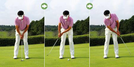 【第29回】アマチュアゴルファーのお悩み解決セミナー<br />Lesson29「パットだけは握り方を変えるのがゴルフの新常識」